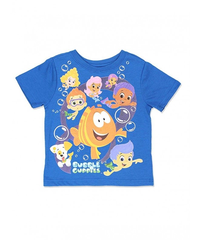 Nickelodeon Bubble Guppies Sleeve T Shirt