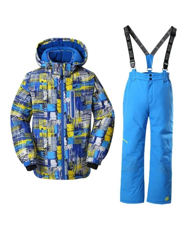 Jacket Pants Insulated Windproof Waterproof