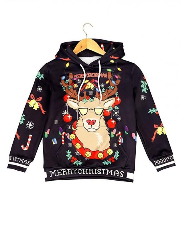 Novelty Christmas Sweater Sweatshirt Chrismas
