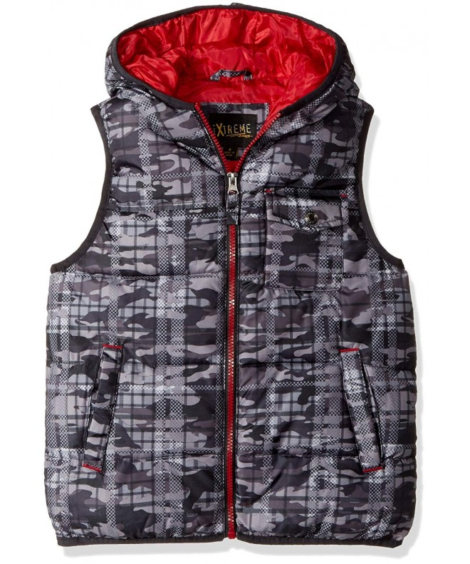 iXtreme Boys Puffer Vest Patch