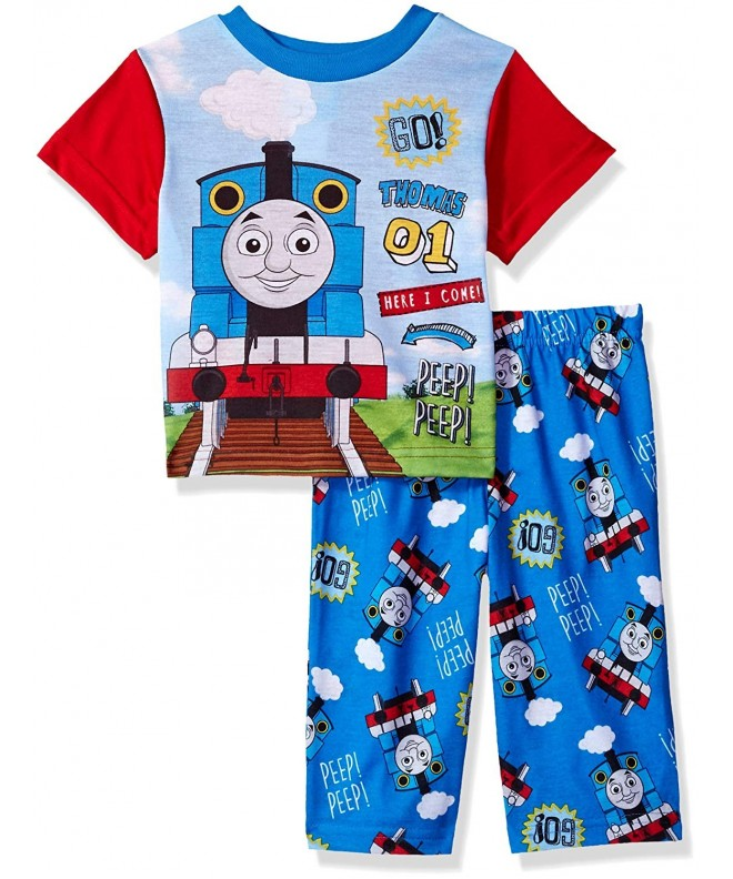 Thomas Friends Train 2 Piece Pajama
