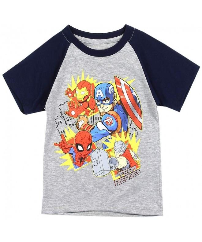 Marvel Avengers Little Toddler Heroes