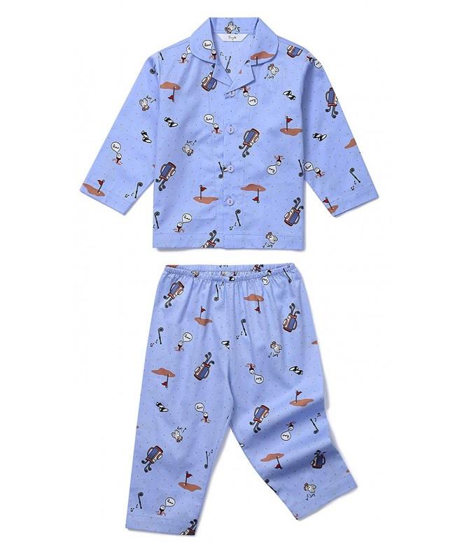 Orcite Sleeve Pajama Sleepwear Nightwear