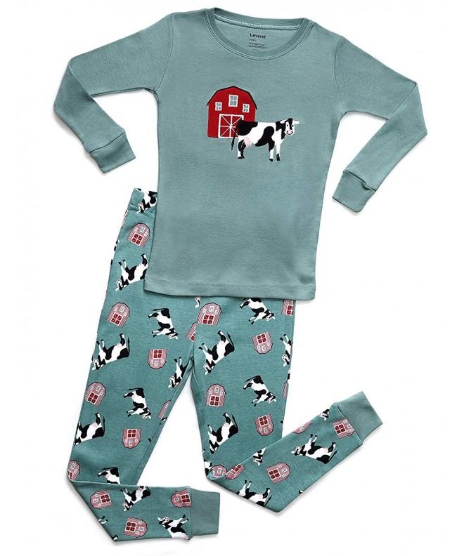 Leveret Toddler Pajamas Sleepwear Months 14