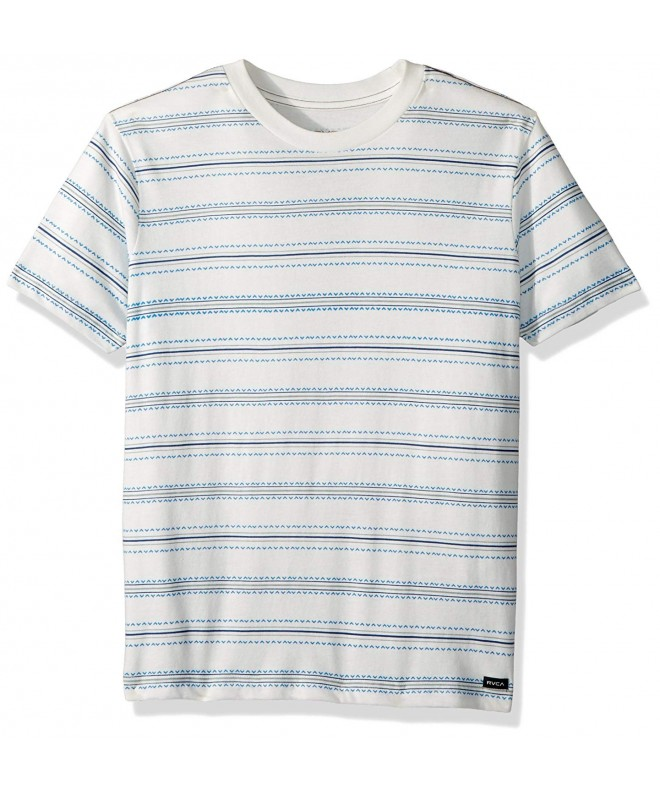 RVCA Feeder Stripe Short Sleeve