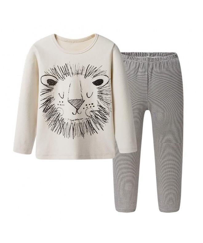 Cotton Sleeve Pajamas Nightwear Sleepwear