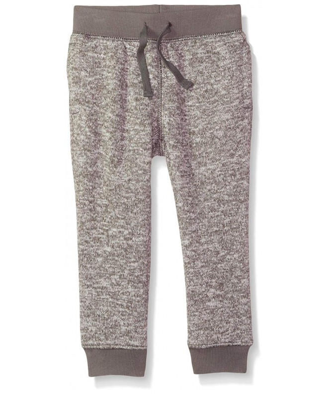 Crazy Boys Toddler Knit Jogger