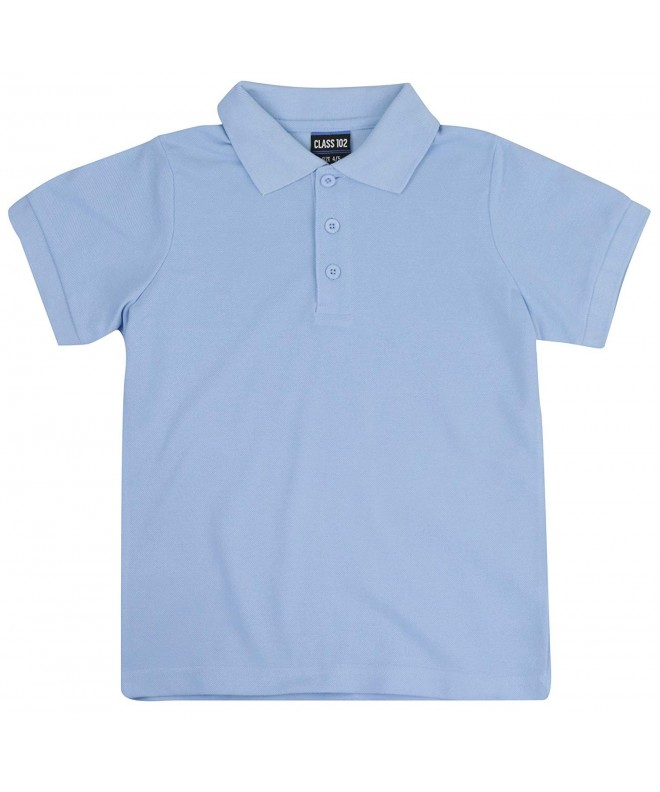 ToBeInStyle Boys Uniform Shirt