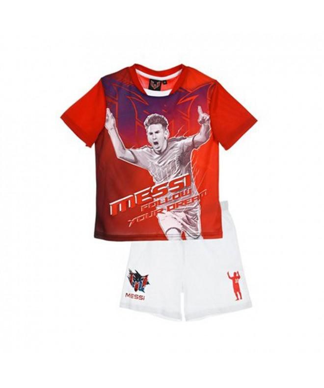 Messi No 10 Soccer Pajama Short