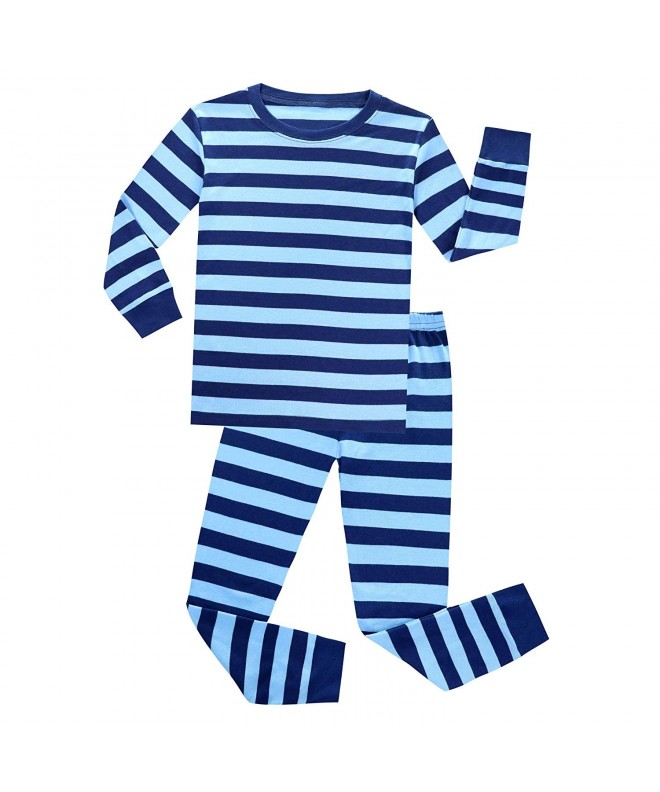 Pajamas Stripe Cotton Toddler Years