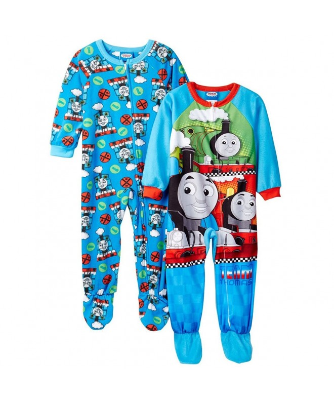 Thomas Friends Blanket Sleeper Pajamas