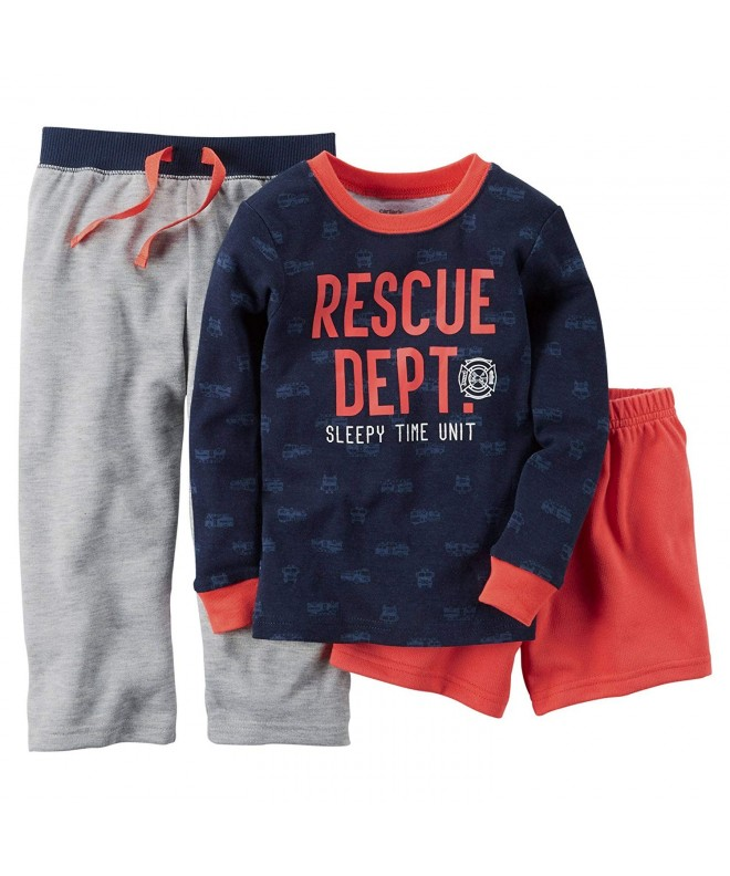 Carters Cotton French Rescue Pajama