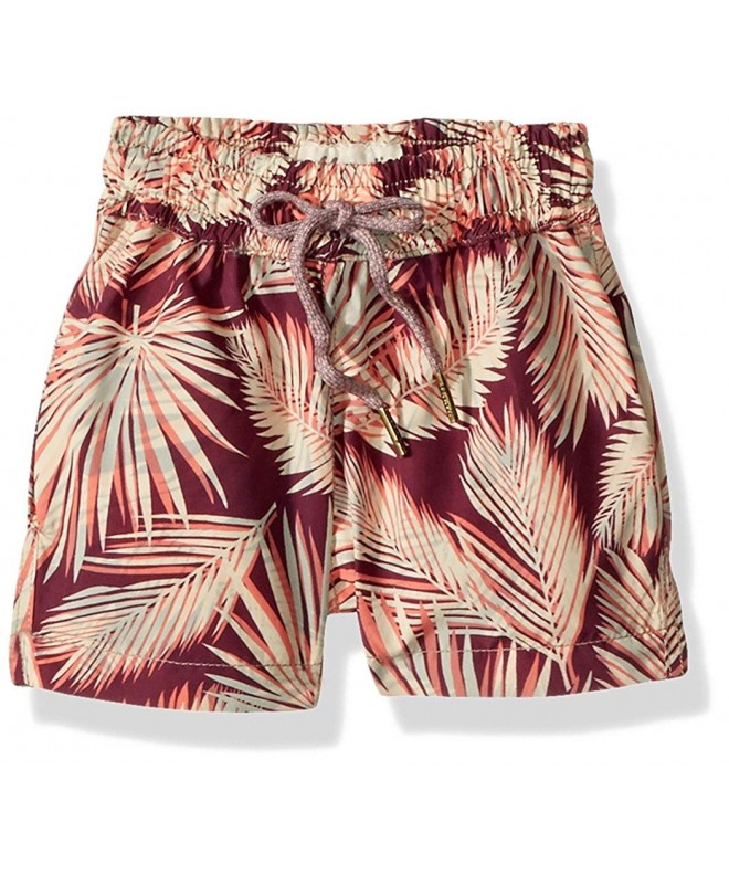 Maaji Reversible Elastic Swimsuit Trunks