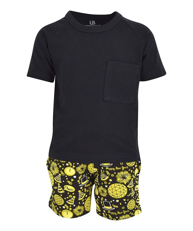 Unique Baby Years Outfit Shorts