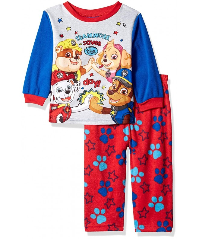 Nickelodeon Toddler Patrol 2 Piece Fleece