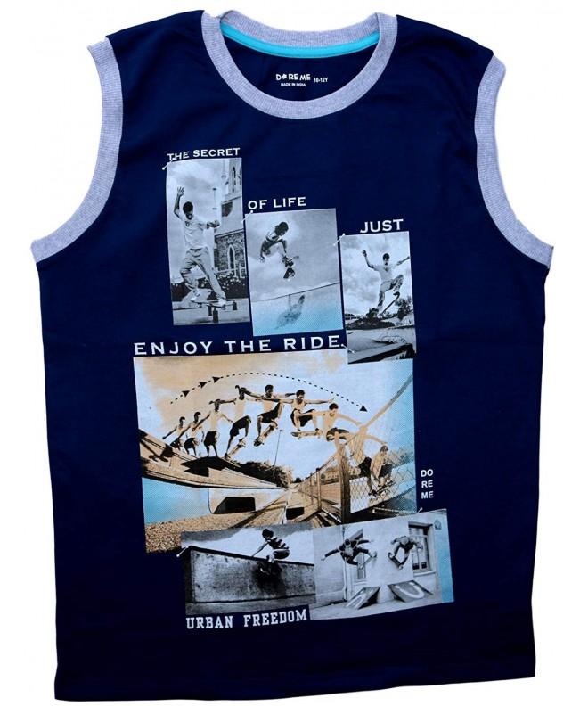 Doreme Tshirt Sleevless Urban Freedom