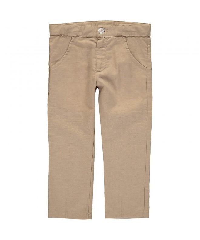 Piccino Piccina PP795 P Tan Pants