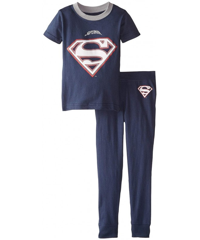 Intimo Little Superman Football Pajamas