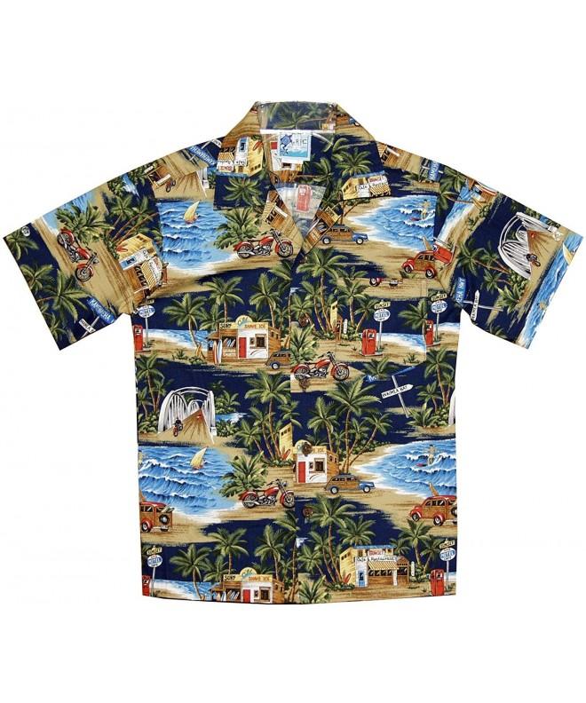 RJC Shave Shack Hawaiian Shirt