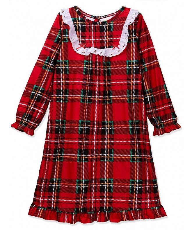Komar Kids Traditional Holiday Nightgown