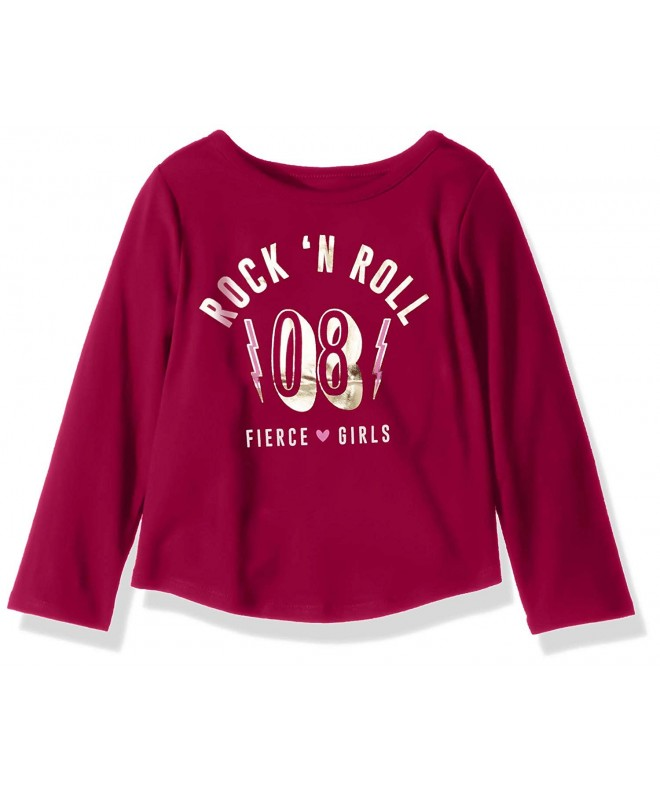 Crazy Girls Long Sleeve Graphic