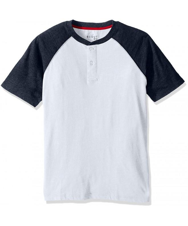 Scout Ro Baseball Raglan T Shirt