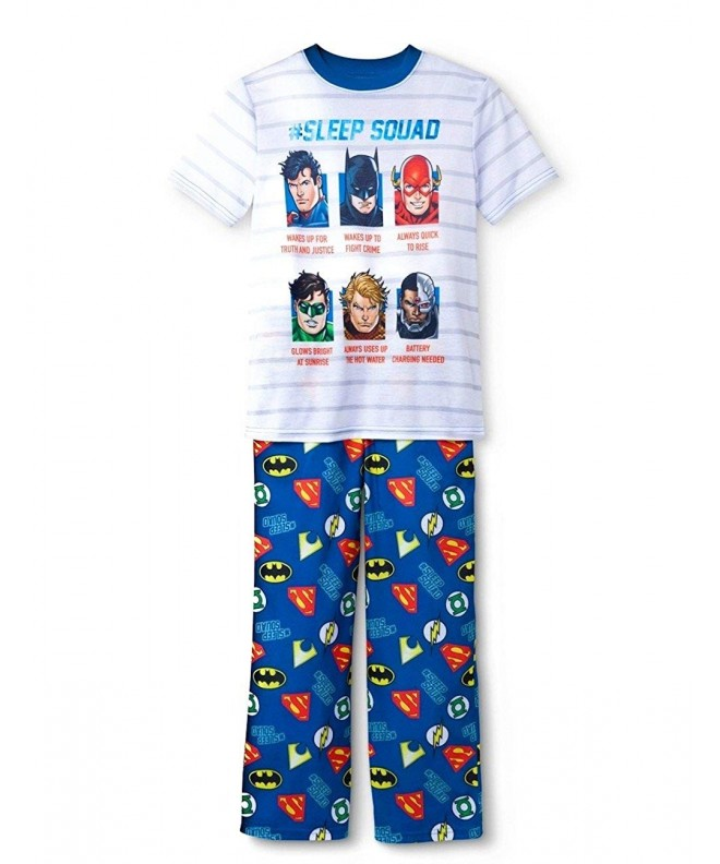 Justice League Sleep Squad Pajama