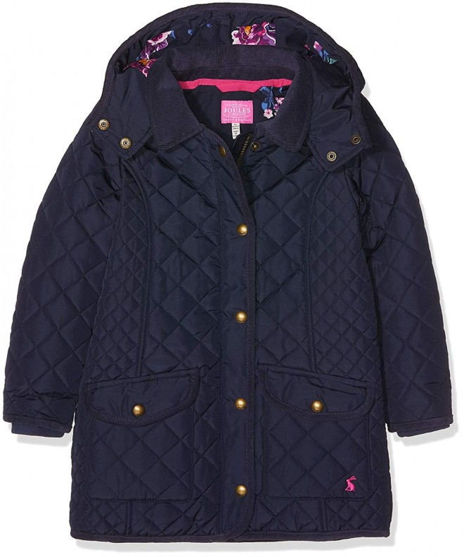 Joules Girls Older Newdale FRNAVY