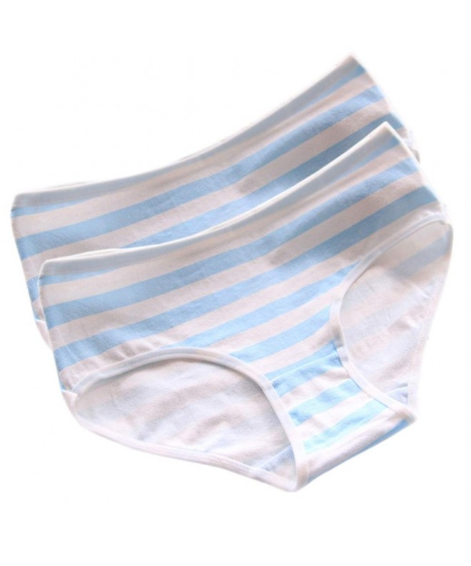 Patiky Stripe Underwear Cotton Panties