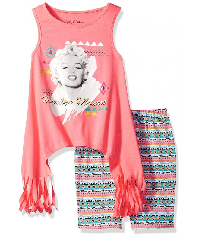 Marilyn Monroe Girls Fashion Short