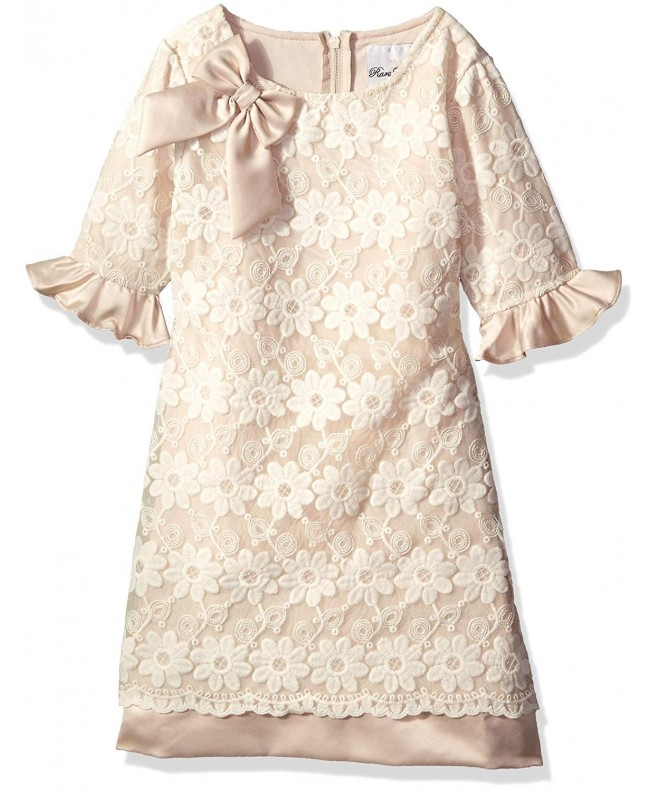 Rare Editions Girls Little Floral