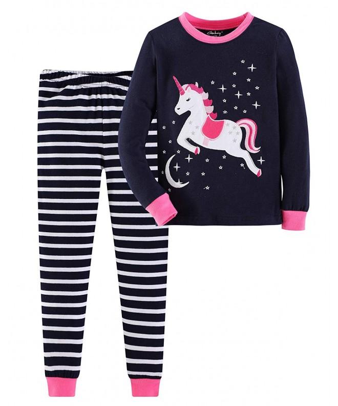 Gorboig Pajamas Sleepwear Leggings Children