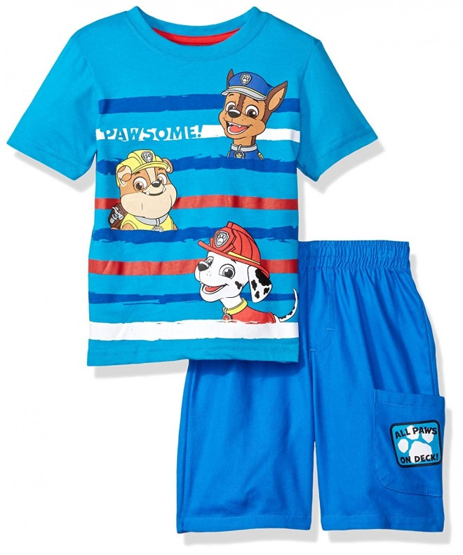 Nickelodeon Piece Patrol Twill Short