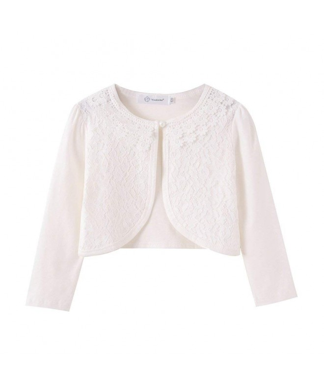 ZHUANNIAN Little Sleeve Bolero Cardigan