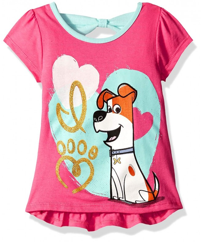 Universal Girls Little Secret T Shirt