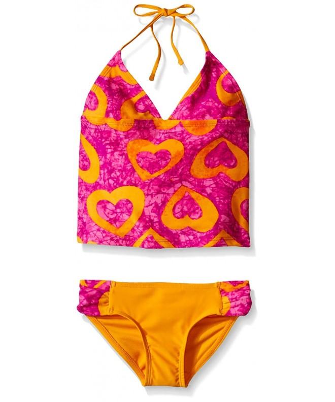 Raisins Girls California Tankini Swimsuit