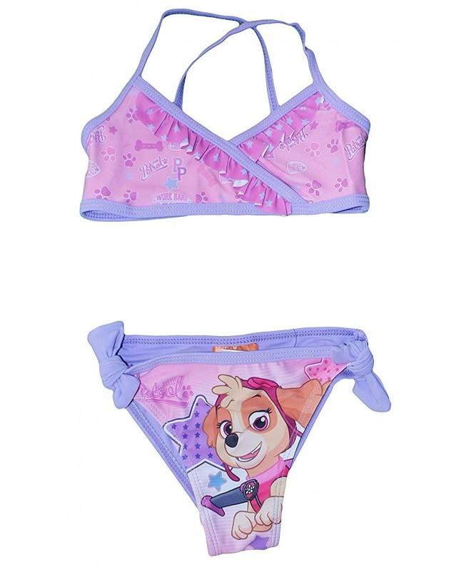 Nickelodeon Paw Patrol Girls Bikini