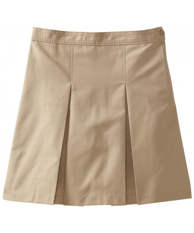 Classroom Girls Kick Pleat Skirt