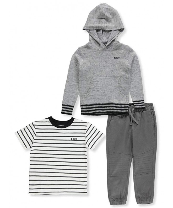 DKNY Boys 3 Piece Pants Outfit
