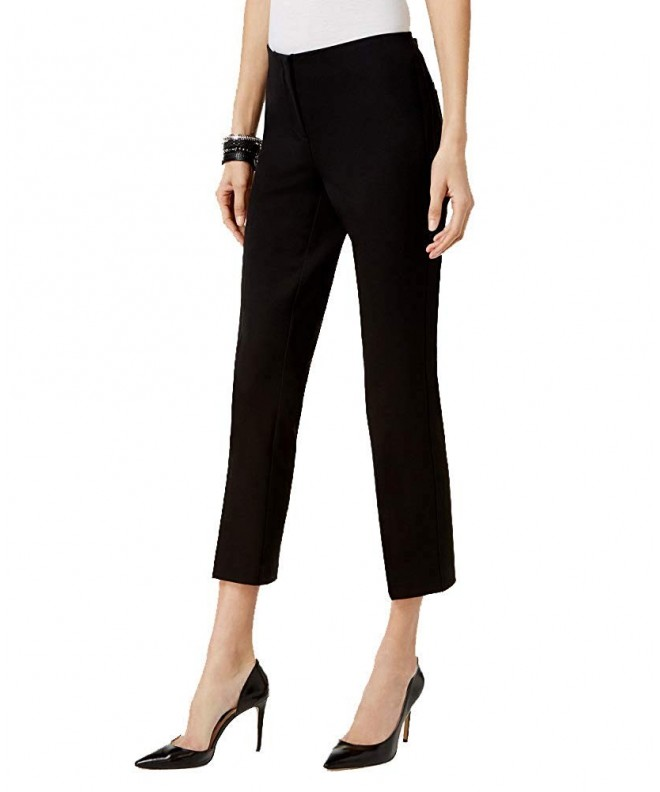 Alfani Petite Cropped Pants