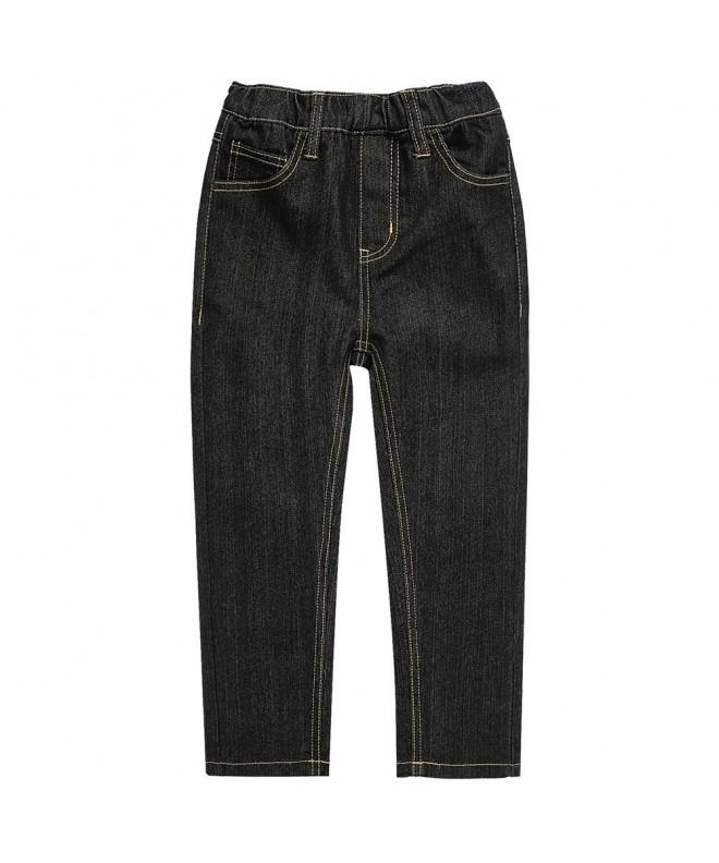 UNACOO Regular Stretch Straight Pockets