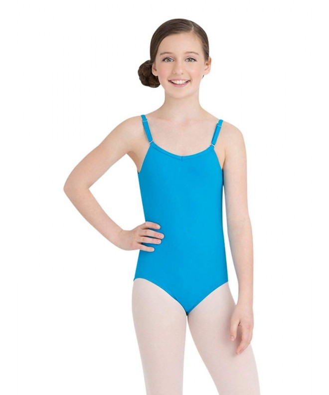 Capezio Camisole Leotard Adjustable Straps