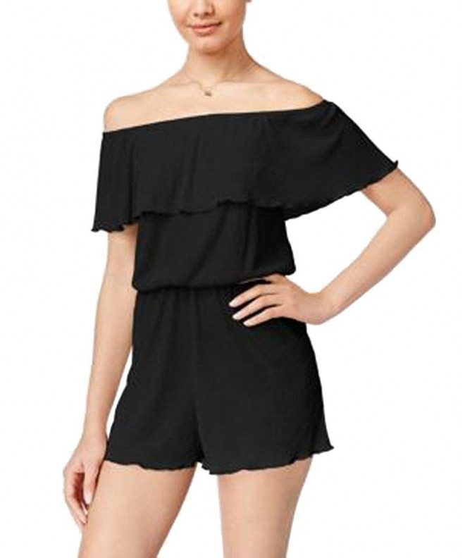 Ultra Flirt Juniors Pleated Shoulder