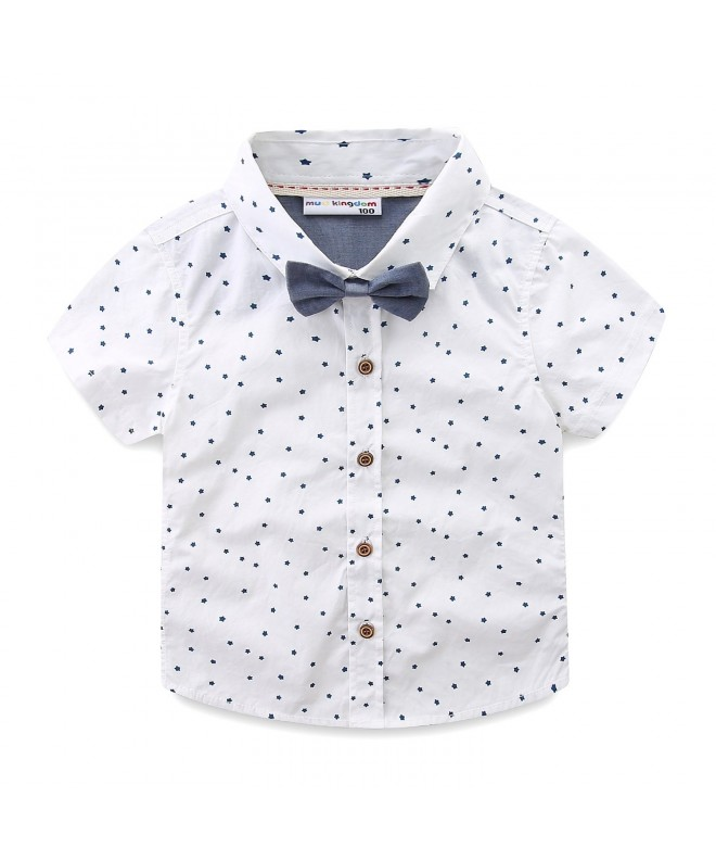 Mud Kingdom Little Shirt Stars