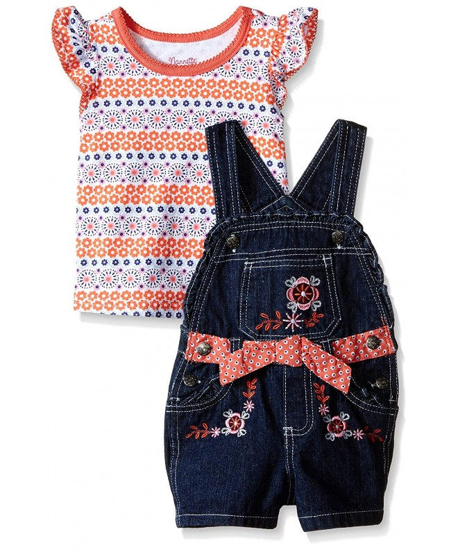 Nannette Little Girls Piece Shortall