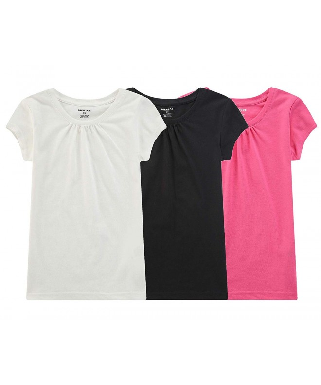 Bienzoe Antimicrobial Breathable Sleeve T Shirt