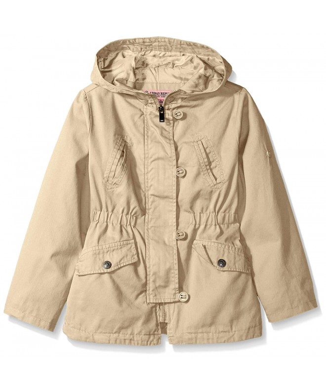 Urban Republic Cotton Anorak Jacket