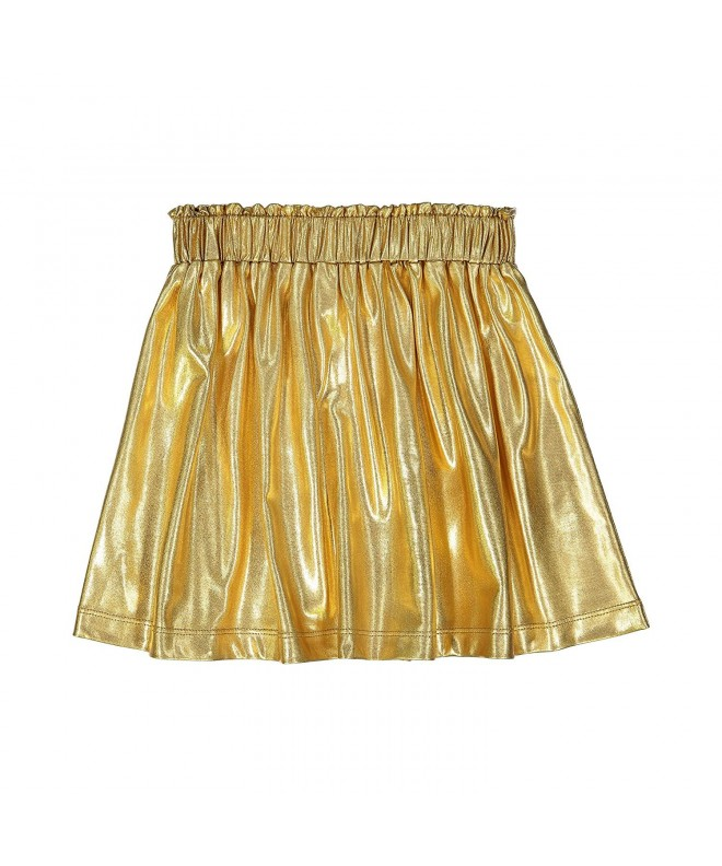 Masala Kids Girls Little Metallic