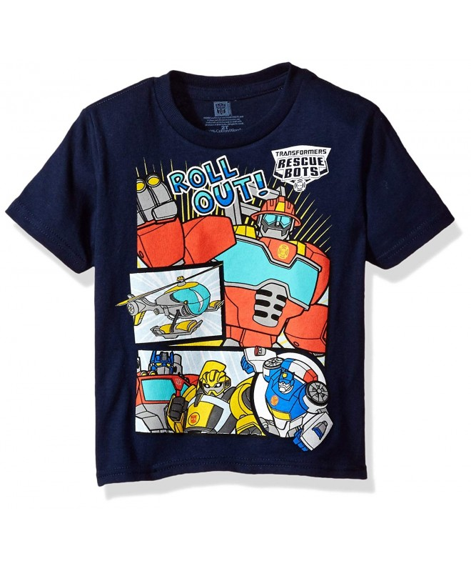 Transformers Toddler Short Sleeve T Shirt