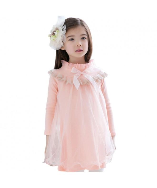 Fashion Flower Dresses Lovely Princess